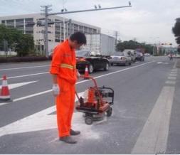 贵阳交通划线:清除道路标线的方法有哪些?