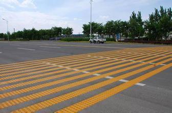 贵州道路热熔震荡线