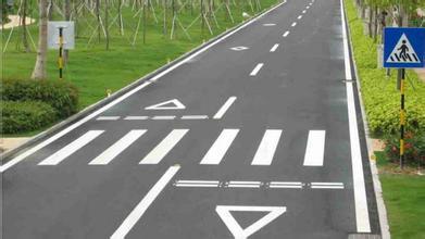 贵州规范道路标线