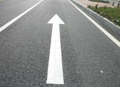 贵阳人行道标线施工