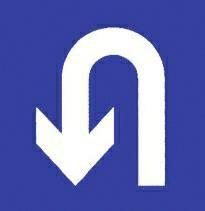 贵州掉头标志标牌