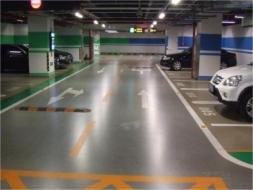 贵州停车场交通划线