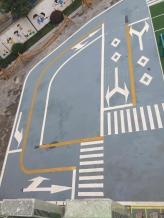 贵阳道路划线施工
